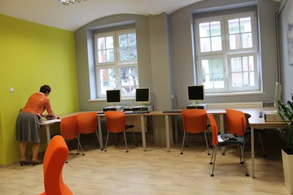 Centrum Multimedialne w PZS nr 1