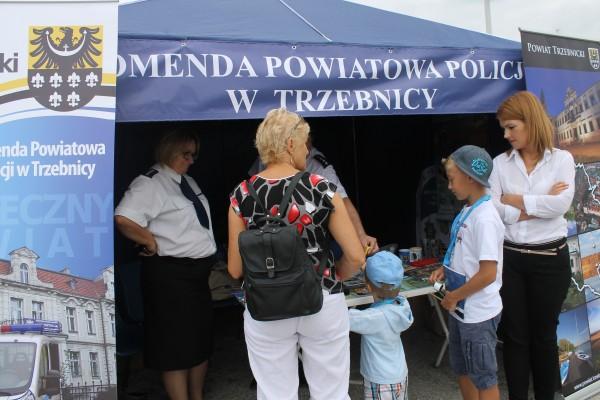 Reprezentacji Komendy Powiatowej Policji w Trzebnicy