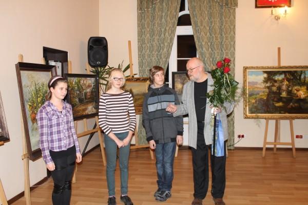 Wystawa - Stanisław Babczyński
