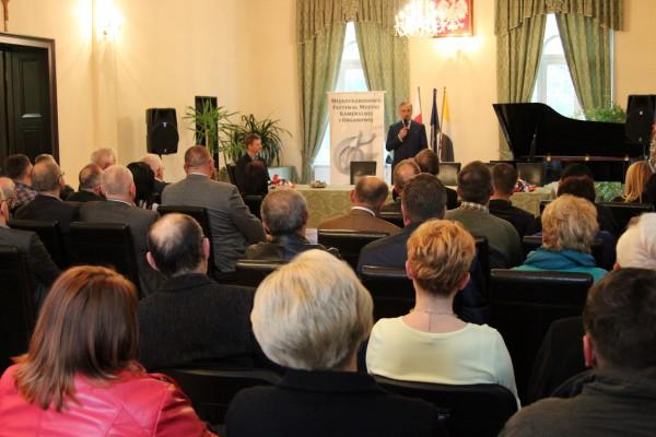 Publiczność podczas debaty