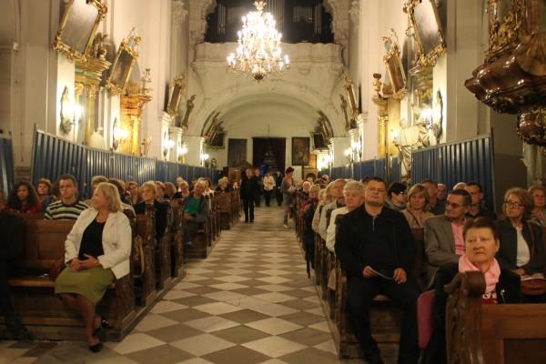 Publiczność podczas Festiwalu