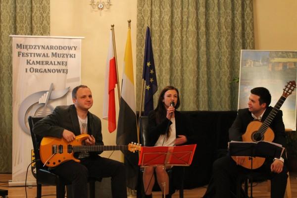 Leszek Zaleski, Bogna Jurewicz i Michał Bąk