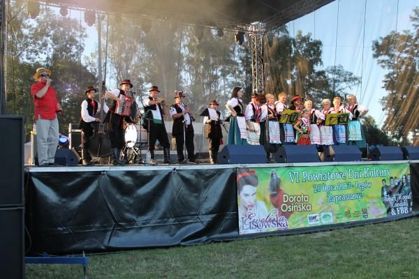 VI Powiatowe Dni Kultury Regionalnej