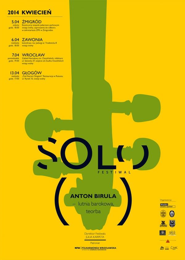 Koncert Solo Festiwal