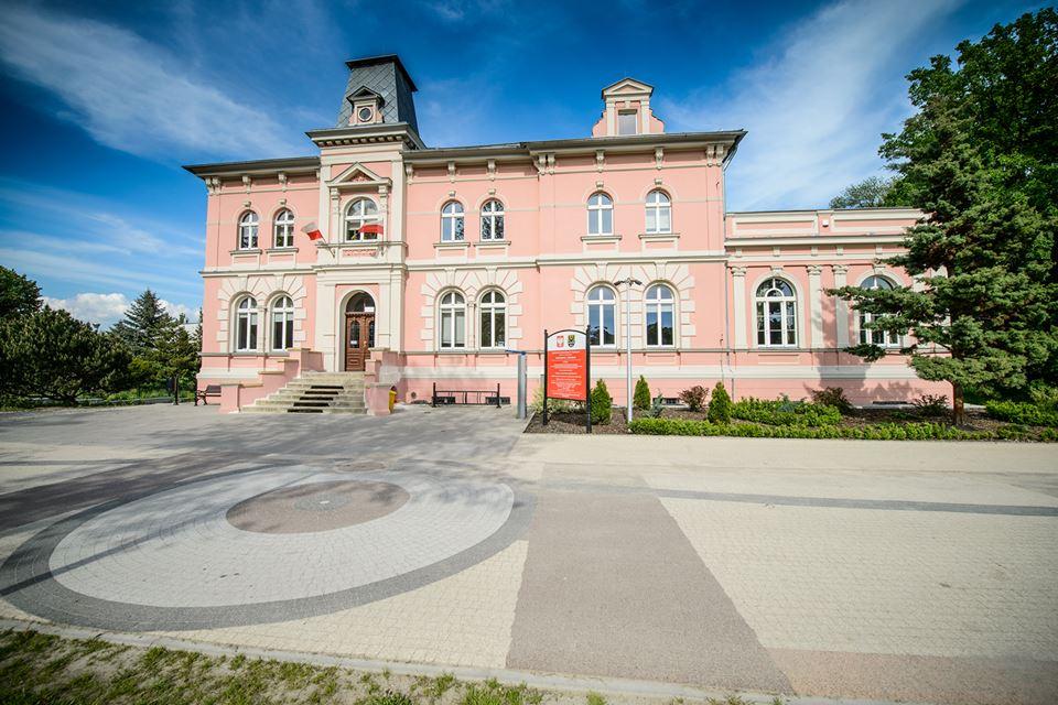 Budynek Starostwa Powiatowego przy ul. Leśnej