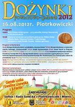 Dożynki Powiatowo-Gminne 2012