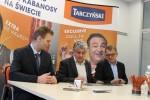 Porozumienie trójstronne pomiędzy powiatem trzebnickim, milickim, a firmą TARCZYŃSKI SA zostało podpisane