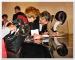 Autografy po koncercie