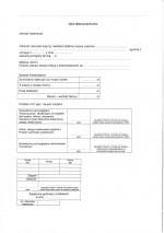 Wzory opisu rachunków dla Stowarzyszeń korzystających z dotacji