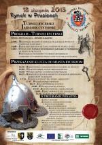 Turniej Rycerski - Jarmark Cysterski