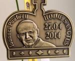 Papież Jan Paweł II w sercach mieszkańców Powiatu Trzebnickiego