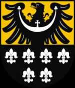 Herb Powiatu Trzebnickiego
