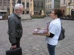 Powiat Trzebnicki promuje się w Poznaniu