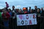 Wierni kibice Dody