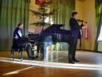 Duet Proniewicz-Waleczek - koncert lisztowski