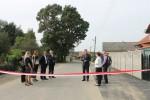 Droga powiatowa Osolin - Morzęcin Mały już gotowa