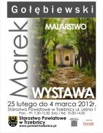 Wystawa malarska Pana Marka Gołębiewskiego