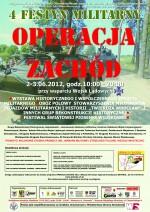 4 Festyn Militarny Operacja Zachód