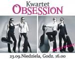 Koncert Kwartetu Obsession