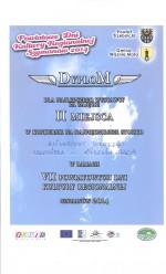 Dyplom- 2 miejsce