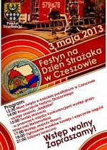Zapraszamy na Festyn Strażacki do Czeszowa
