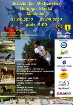 Jeździeckie Mistrzostwa Dolnego Śląska Machnice 2012