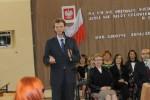 Rozpoczęcie roku szkolnego 2014/2015 i otwarcie Multimedialnego Centrum Informacji Naukowej w PZS nr 1 w Trzebnicy