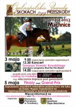 Zapraszamy na Turniej Jeździecki do Machnic