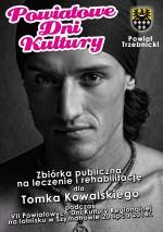 Zbiórka na Tomka Kowalskiego podczas Powiatowych Dni Kultury w Szymanowie