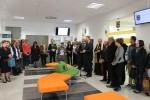 Uroczyste otwarcie nowej siedziby Wydziału Komunikacji w Starostwie Powiatowym w Trzebnicy