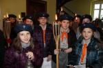 Młodzi Harcerze z Powiatu Trzebnickiego