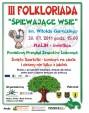 Folkloriada i Święto Szarlotki już 30 lipca w Malinie