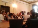 Spotkanie z uczniami. Wymiana Polsko-Niemiecka.