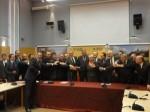 Powiat Trzebnicki podpisał porozumienie w sprawie zintegrowanego systemu transportu publicznego na terenie aglomeracji wrocławsk