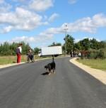 Są dwie nowe drogi w powiecie trzebnickim