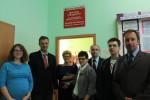 Uroczyste otwarcie Powiatowego Ośrodka Doradztwa Metodyczno-Programowego przy ulicy Nowej 1 w Trzebnicy