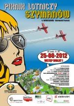 Piknik Lotniczy w Szymanowie