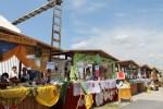 Konkurs na najładniejsze stoisko podczas VII Powiatowych Dni w Szymanowie 2014 roztrzygnięty