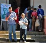 Narodowe czytanie 2013- Fredro