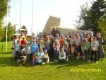Relacja z obozu sportowego oraz podziękowania od dzieci ze Świetlicy Maciejki z Trzebnicy
