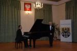 Fotorelacja z ostatniego w tym roku koncertu Lisztowskiego