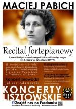 Zapraszamy na niezwykły koncert Lisztowski