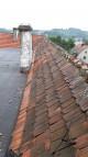Termomodernizacja -dach przed wykonaniem prac