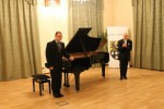 Wieczorny koncert Lisztowski