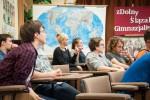 Tydzień Edukacji Globalnej (14-21XI 2014) w Powiatowym Zespole Szkół nr 1 w Trzebnicy