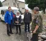 Delegacja Powiatu Trzebnickiego